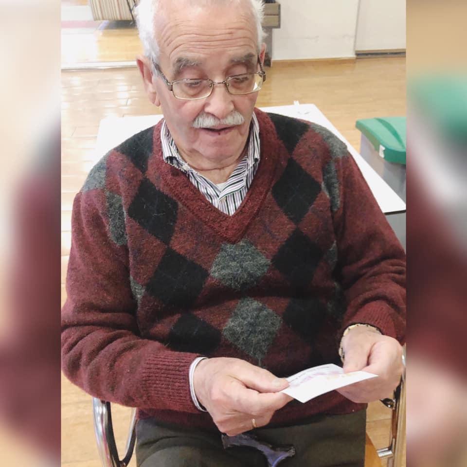 dia del padre centro gerontologico ablaña mieres