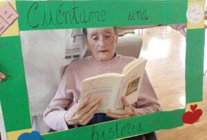 residencia ancianos mieres asturias dia libro